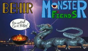 Behir- Monster Friends