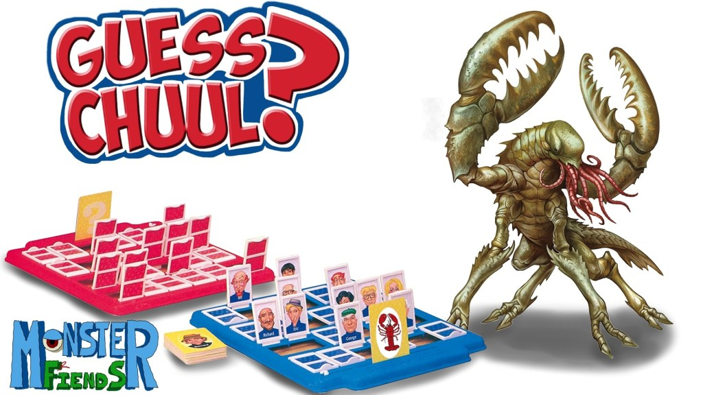 Chuul- Monster Friends