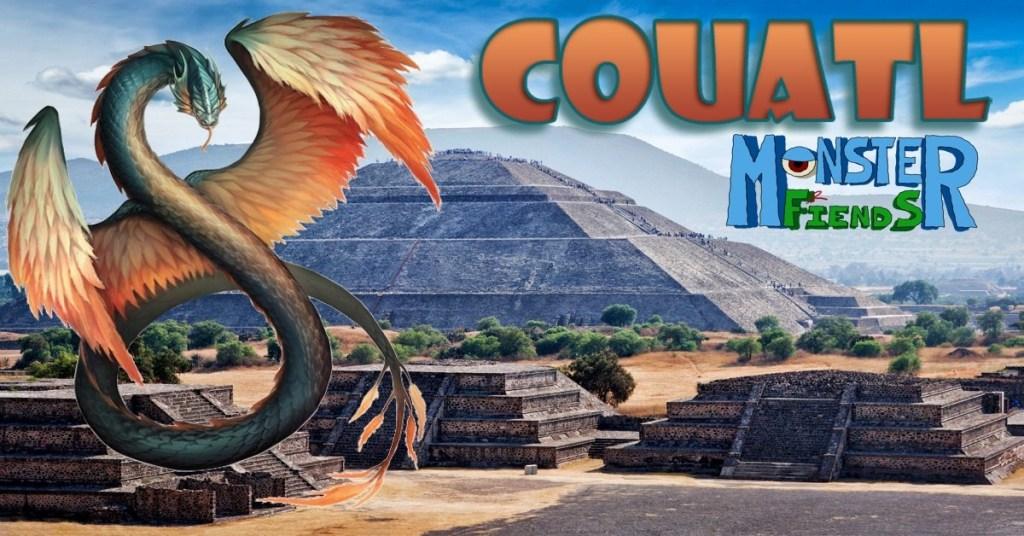 Couatl- Monster Friends