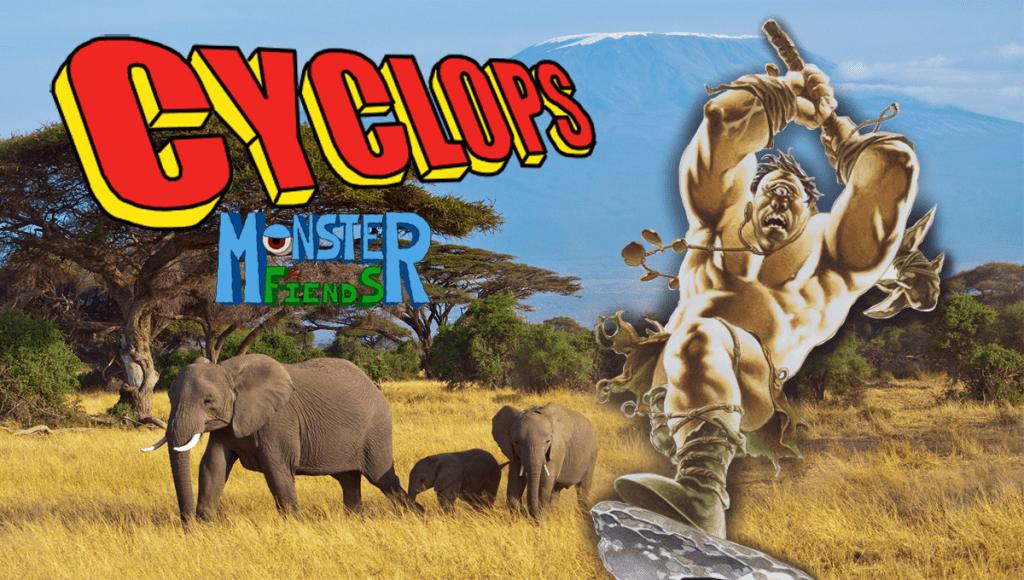 Cyclops- Monster Friends