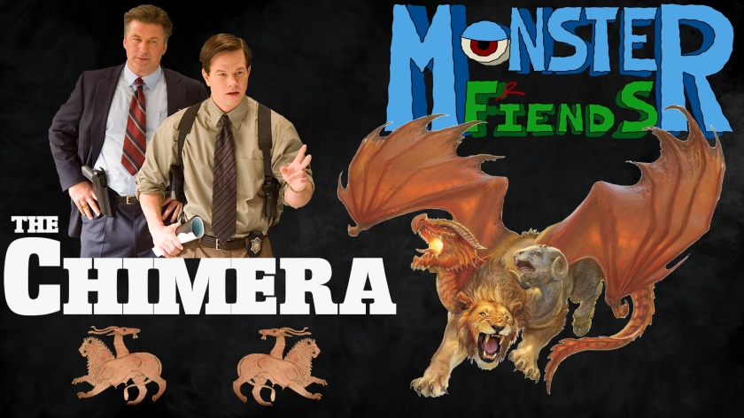 Chimera- Monster Friends