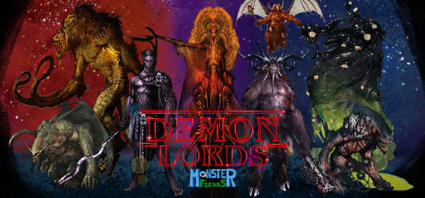 Demon Lords- Monster Friends