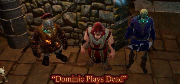 Dominic Plays Dead Original Sinners