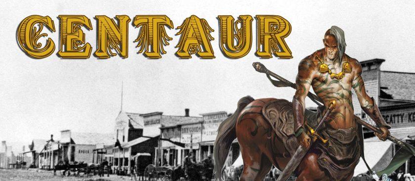 Centaur- Monster Friends