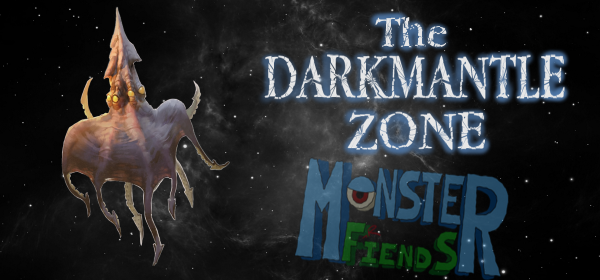 Darkmantle- Monster Friends