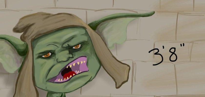 Guzzlebutton: A Disillusioned Goblin