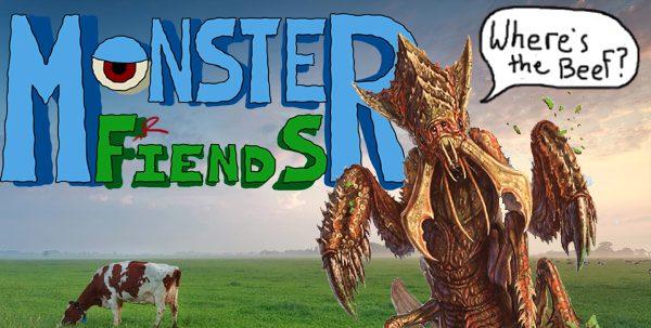 Ankheg- Monster Friends