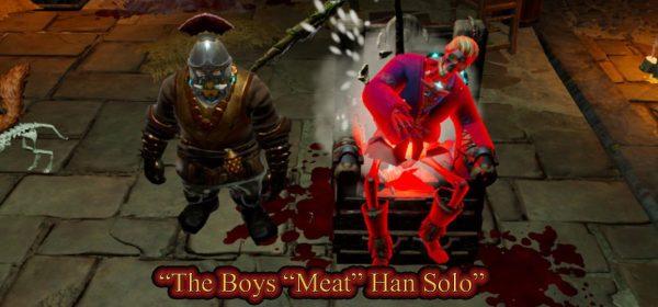 The Boys Meat Han Solo- Original Sinners