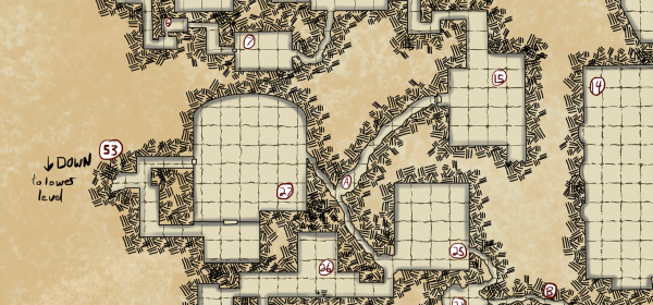 The Old Stonefist City Ruins