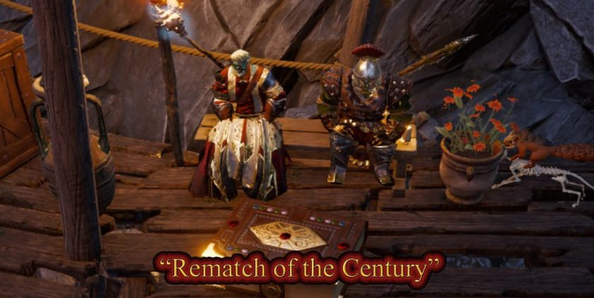 Rematch of the Century - Original Sinners
