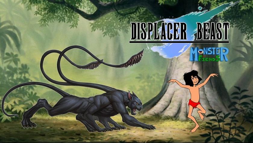 Displacer Beast- Monster Friends
